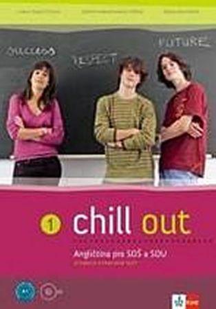Tkadlečková C., Perná T., Krulišová D.: Chill out 1 - CUP - Angličtina pro SOŠ a SOU - učebnice+PS+2