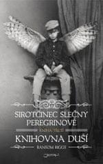 Riggs Ransom: Sirotčinec slečny Peregrinové: Knihovna duší