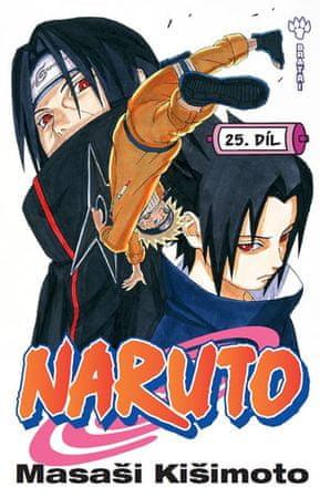 Kišimoto Masaši: Naruto 25 - Bratři