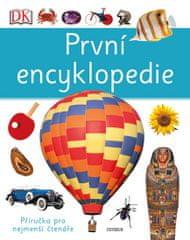 Ganeriová Anita, Oxlade Chris: První encyklopedie