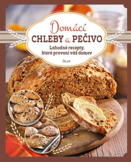 Dreisbach a kol. Jens: Domácí chleby a pečivo - Lahodné recepty, které provoní váš domov
