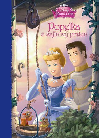 Disney Walt: Popelka a safírový prsten