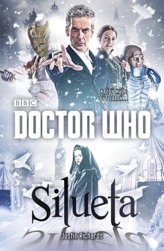 Richards Justin: Doctor Who: Silueta