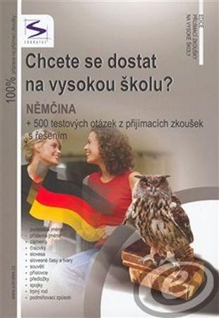 Balušková Soňa: Chcete se dostat na vysokou školu? - Němčina