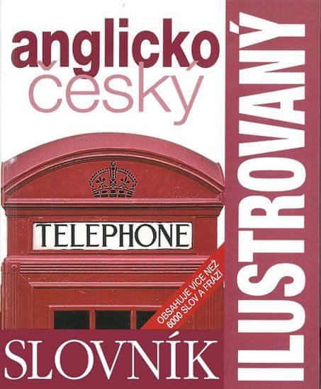Anglicko-český slovník ilustrovaný dvojjazyčný