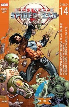 Bendis Brian Michael: Ultimate Spider-man a spol. 14