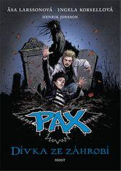Larssonová Asa, Korsellová Ingela,: Pax 3 - Dívka ze záhrobí