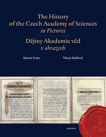 Franc Martin, Mádlová Vlasta: The History of the Czech Academy of Sciences in Pictures