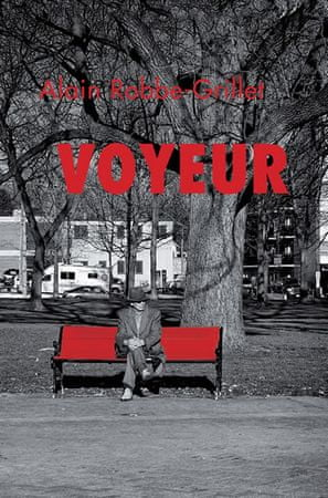 Robbe-Grillet Alain: Voyeur