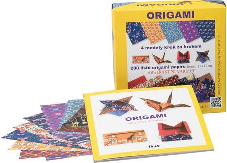 Decio Francesco, Battaglia Vanda: Origami – Abstraktní variace