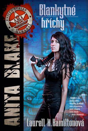 Hamiltonová Laurell K.: Anita Blake 11 - Blankytné hříchy