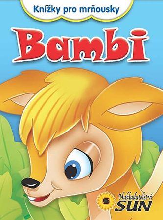 Knížky pro mrňousky - Bambi
