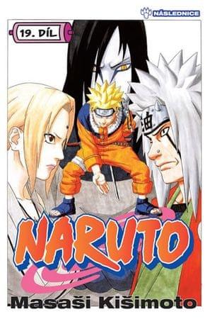 Kišimoto Masaši: Naruto 19 - Následnice