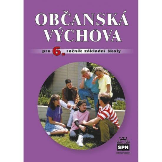 Dudák Vladislav: Občanská výchova pro 6. ročník základní školy
