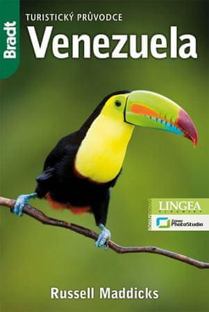 Branch Dunsterville Hilary: Venezuela - Turistický průvodce - 2. vydání