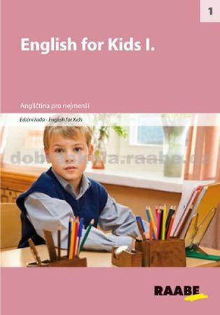 kolektiv autorů: English for kids I.
