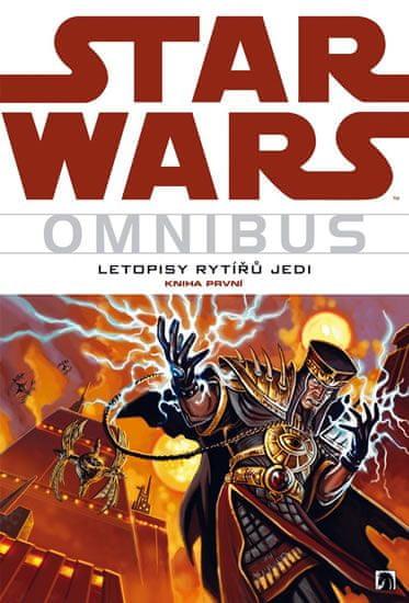Anderson Kevin J.: Star Wars - Omnibus - Letopisy rytířů Jedi 1