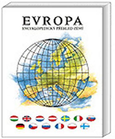 Anděl Jiří, Mareš Roman: Evropa - Encyklopedický přehled zemí