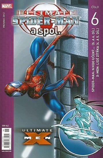 Bendis Brian Michael: Ultimate Spider-Man a spol. 6