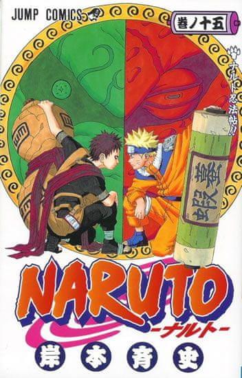 Kišimoto Masaši: Naruto 15 - Narutův styl