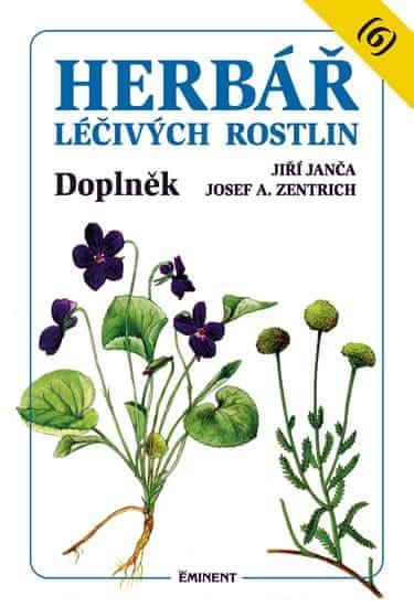 Janča Jiří, Zentrich Josef A.: Herbář léčivých rostlin 6 - Doplněk