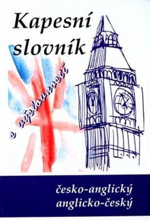 kolektiv autorů: Anglicko-český, česko-anglický slovník s výslovností