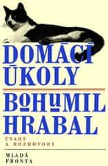 Hrabal Bohumil: Domácí úkoly