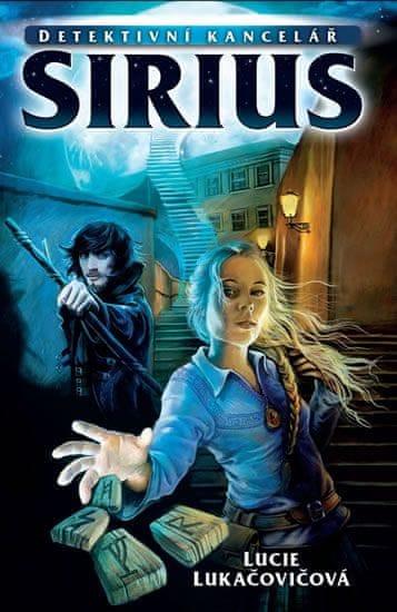 Lukačovičová Lucie: Detektivní kancelář Sirius