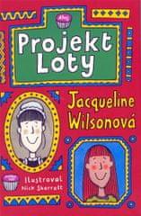 Wilsonová Jacqueline: Projekt Loty - 2. vydání