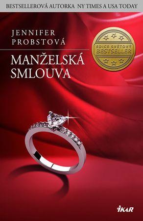 Probstová Jennifer: Manželská smlouva