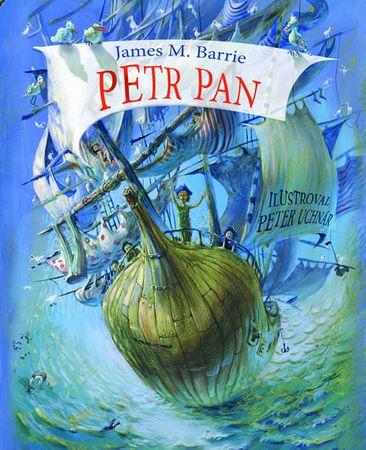 Barrie James Matthew: Petr Pan