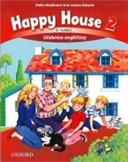 Maidment Stella: Happy House 3rd Edition 2 Učebnice Angličtiny
