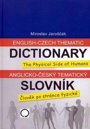 Jaroščák Miroslav: Anglicko-český tematický slovník