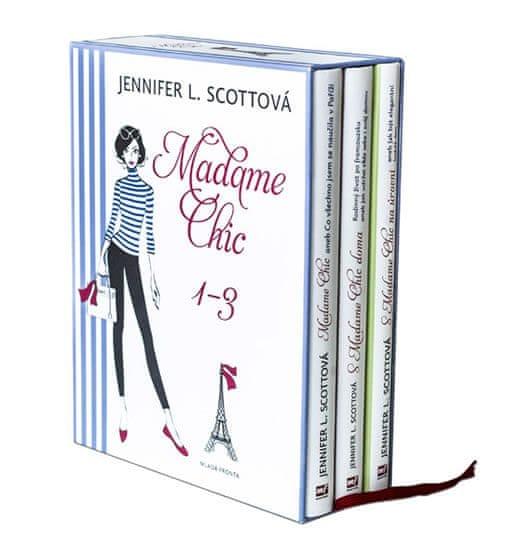 Scottová Jennifer L.: Madame Chic 1-3 komplet
