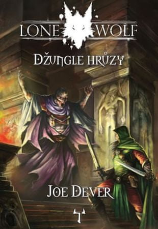 Dever Joe: Lone Wolf 8 - Džungle hrůzy (gamebook)