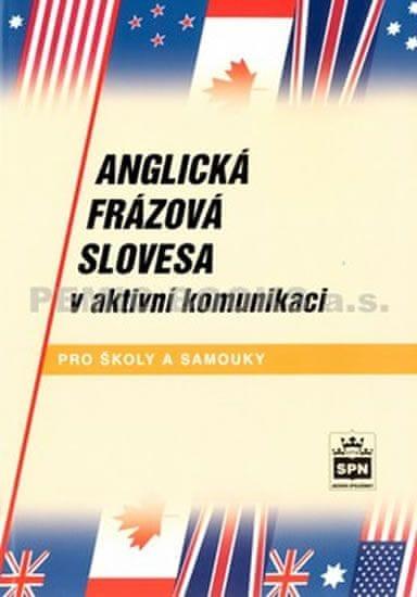 Kostečka Jiří: Anglická frázová slovesa v aktivní komunikaci
