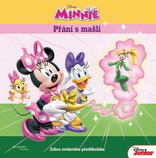 Disney Walt: Minnie - Přání s mašlí (Edice zvídavého předškoláka)