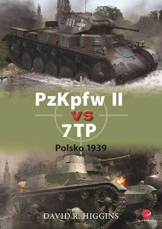 Higgins David R.: PzKpfw II vs 7TP - Polsko 1939