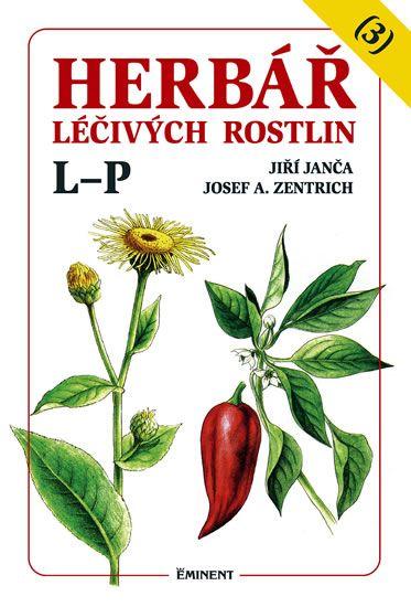 Janča Jiří, Zentrich Josef A.: Herbář léčivých rostlin 3 (L - P)