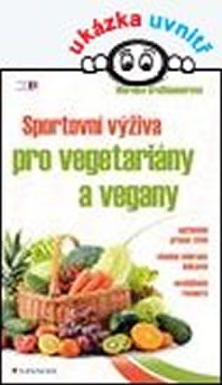 Grosshauser Mareike: Sportovní výživa pro vegetariány a vegany
