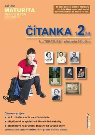Kostková Markéta: Čítanka k literatuře 2 - přehled SŠ učiva