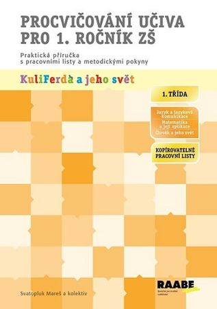 Mareš Svatopluk a kolektiv: Procvičování učiva pro 2. ročník ZŠ
