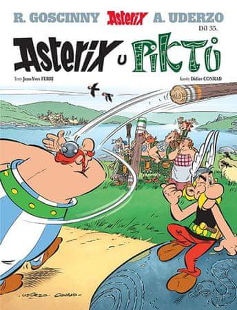Ferri Jean-Yves: Asterix 35 - Asterix u Piktů