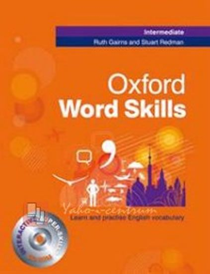 Redman Stuart: Oxford Word Skills Intermediate: Student´S Pack (Book + Cd-Rom)