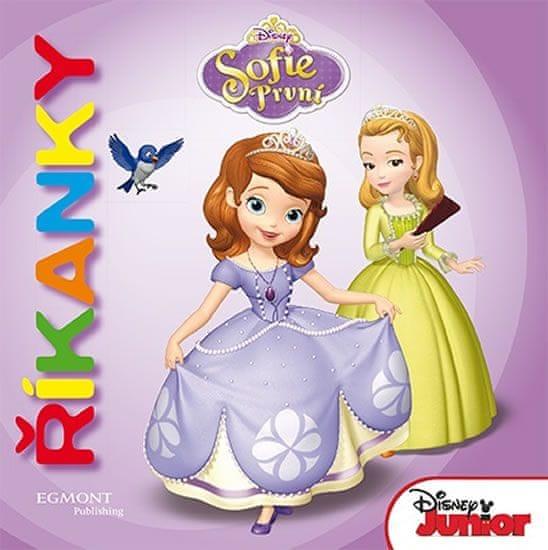 Disney Walt: Sofie První - Říkanky