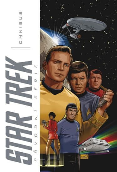 Tipton Scott a David: Star Trek - Omnibus - Původní série