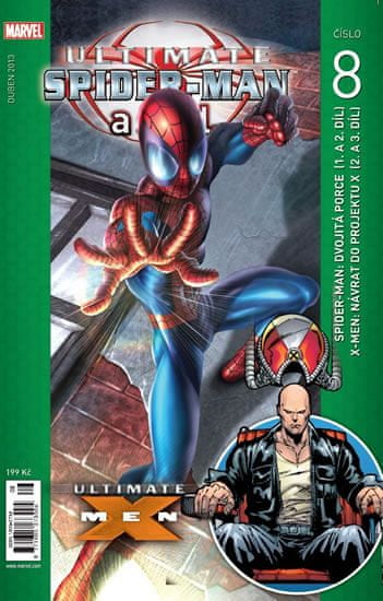 Bendis Brian Michael: Ultimate Spider-man a spol. 8