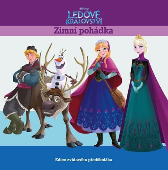 Disney Walt: Ledové království - Zimní pohádka