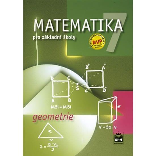 Půlpán Zdeněk: Matematika 7 pro základní školy - Geometrie