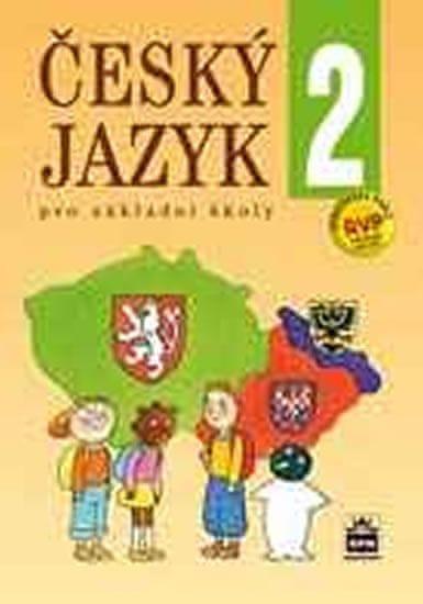 Hošnová a kolektiv Eva: Český jazyk 2 pro základních školy